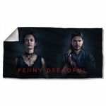 Penny Dreadful Chandler and Ives Towel