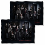 Penny Dreadful Stair Cast FB Pillow Case