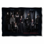 Penny Dreadful Stair Cast Pillow Case