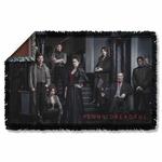 Penny Dreadful Stair Cast Throw Blanket