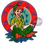 Peter Pan Sitting Patch
