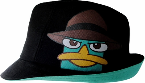 Phineas and Ferb Fedora Youth Hat