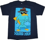 Phineas and Ferb Macho Youth T Shirt