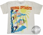 Phineas and Ferb Optimists Youth T-Shirt