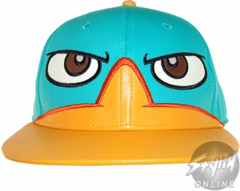 Phineas and Ferb Perry Hat