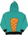 Phineas and Ferb Perry Hood Zip Youth Hoodie