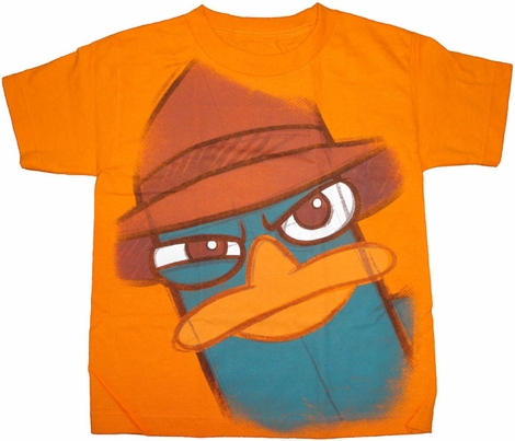 Phineas and Ferb Perry Juvenile T Shirt