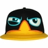 Phineas and Ferb Perry Skeptical Hat