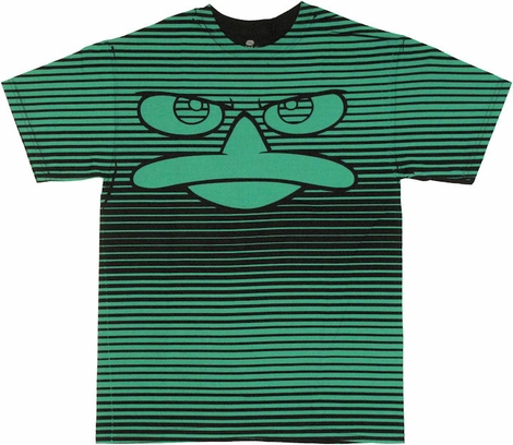 Phineas and Ferb Perry Striped T Shirt