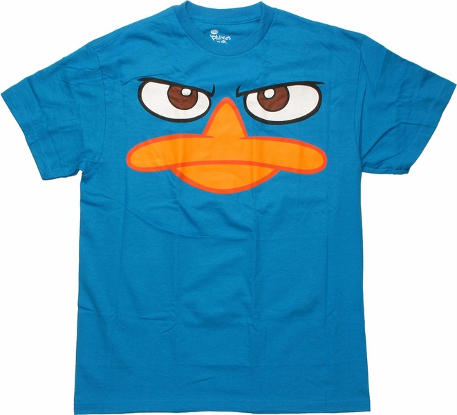 Phineas and Ferb Perry T-Shirt