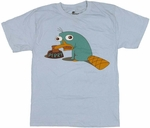 Phineas and Ferb Perry T Shirt Sheer