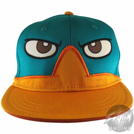 Phineas and Ferb Perry Youth Hat