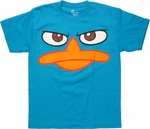 Phineas and Ferb Perry Youth T-Shirt