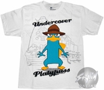 Phineas and Ferb Platypuss Youth T-Shirt