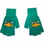 Phineas and Ferb Printed Gloves