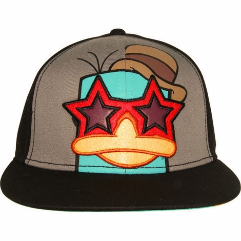 Phineas and Ferb Star Glasses Hat
