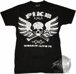 Pike Apparel Wear It Live It T-Shirt Sheer