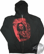 Pike In Coffin Hoodie