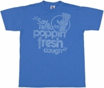 Pillsbury Hello T-Shirt Sheer