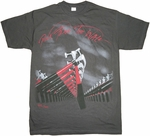 Pink Floyd The Wall T Shirt Sheer