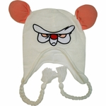 Pinky and the Brain Brain Head Lapland Beanie