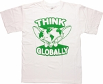 Pinky and the Brain Global T-Shirt