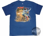 Pirates Of The Caribbean Cartoon Jack T-Shirt