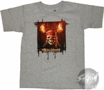 Pirates of the Caribbean Chest Youth T-Shirt