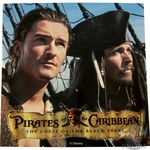 Pirates of the Caribbean Duo Sticker