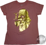Pirates of the Caribbean I Love Gold Foil Baby Tee