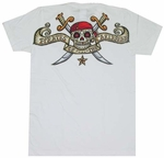 Pirates of the Caribbean T-Shirt Sheer