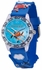 Planes Kids Dusty 3D Plastic Blue Watch
