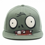 Plants vs Zombies Zombie Face Hat