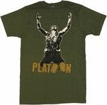 Platoon Sgt Elias T Shirt Sheer