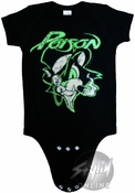 Poison Cat Snap Suit