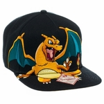 Pokemon Charizard Hat