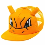 Pokemon Charizard Horns Trucker Hat