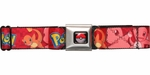 Pokemon Charmander Catch Em Fire Red Seatbelt Belt
