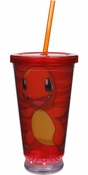 Pokemon Charmander LED Light-Up Travel Cup