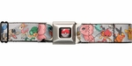 Pokemon Genn 5 Pokemon Group Gray Seatbelt Belt