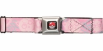 Pokemon Jigglypuff Seatbelt Mesh Belt
