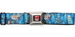 Pokemon Oshawott Evolution Seatbelt Mesh Belt