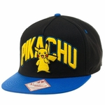 Pokemon Pikachu Name Hat