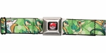 Pokemon Snivy Evolution Seatbelt Mesh Belt