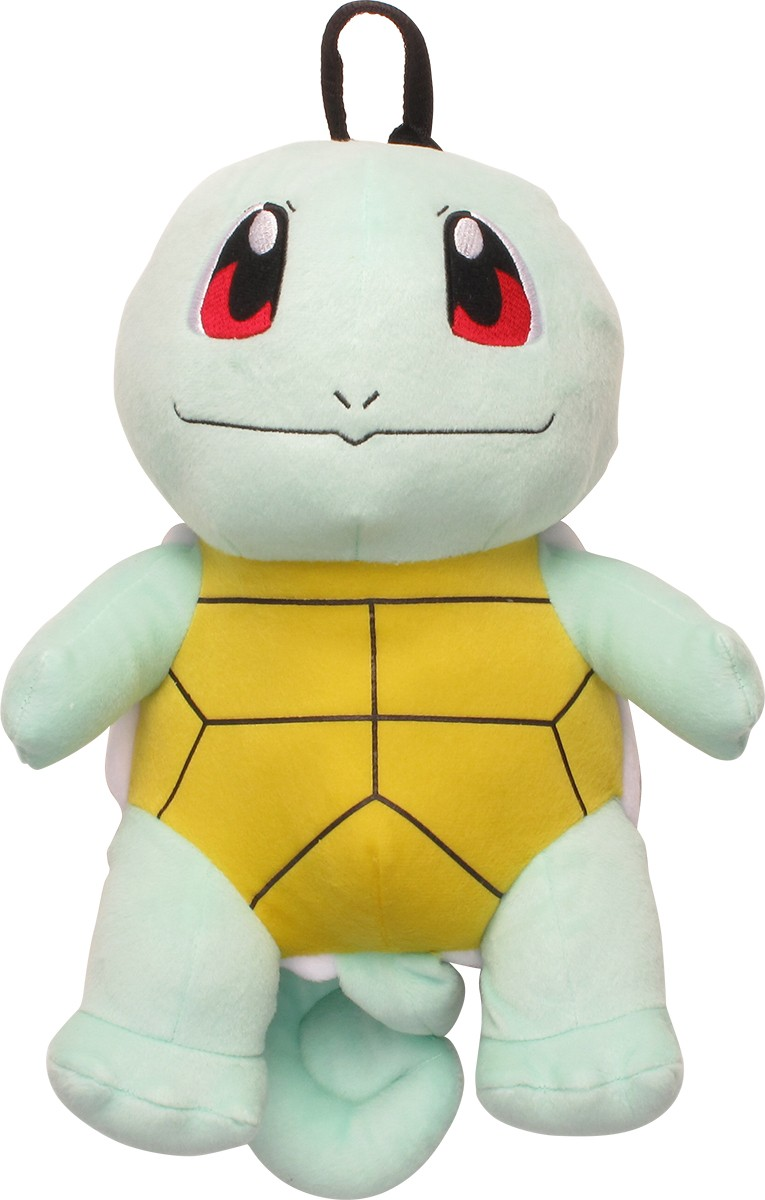 Backpack Pokemon Squirtle Plush Toy