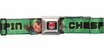 Pokemon XY Chespin Seatbelt Mesh Belt