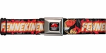 Pokemon XY Fennekin Seatbelt Mesh Belt