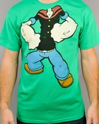 Popeye Costume T Shirt
