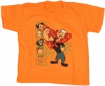 Popeye Sailor Toddler T Shirt