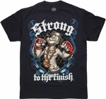 Popeye Strong Finish T Shirt